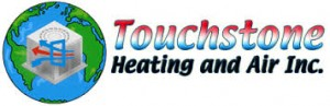 Touchstone Heating and Air Logo